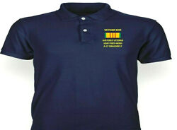 Vietnam A-37 Dragonfly Fixed-wing Usaf Embroidered Polo Shirt/sweat/jacket.