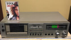 Realistic Sct-40 Cassette Deck Stereo Logic Control Dolby B-c Nr Vintage Working