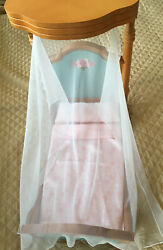 American Girl Doll Marie Grace And Cecile Retired Wooden Canopy Bed And Bedding Euc