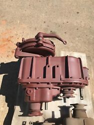 M35 2.5 Ton Standard Shift Transfer Case T-136 New Old Stock Free Shipping