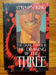 Stephen King 💥 The Dark Tower Ii Drawing Of The Three 💥 Grant, 1987 Hc 1st