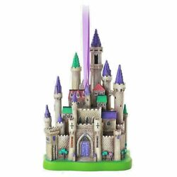 Disney Castle Collection Limited Ornament - Aurora Castle Of Sleeping Beauty