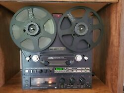 Teac X-1000r Reel-to-reel Tape Recorder - Wireless Remote