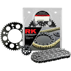 Rk Factory Chain Kit For Suzuki Gsx 1300 R And03908-and03909 And03911-and03916 3136-090e