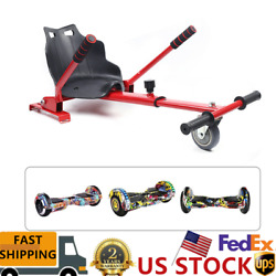 Hover Kart Go Karts Racing Seat For Two Wheel Electric Scooter Accessories Kit