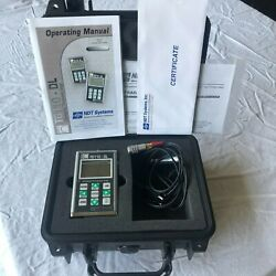 Ndt Systems Tg110-dl Ultrasonic Thickness Gauge