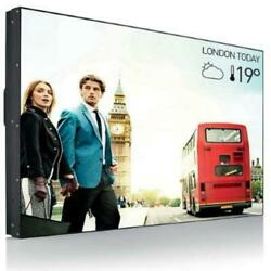 Philips 49bdl3005x 49in Commercial 24x7 Video Wall Display Fhd