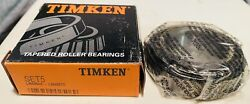 Timken Lm48548-lm48510 Cup And Cone Tapered Wheel Bearing Roller Bearing Set [ai]