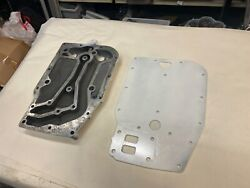 Detroit Diesel 6v 92 Johnson And Towers Cooler Plate Adapter 5117680 W/ Cover Pl