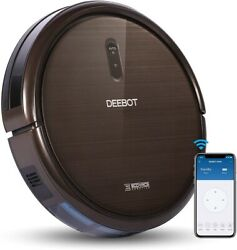 Ecovacs Deebot N79s Robotic Vacuum Cleaner With Max Power Suction Il/rt6-149...
