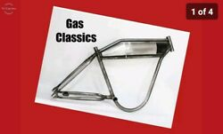 Board Track Racer 4inch Fat/snow Bike Bicycle Frame Harley Indian Tribute