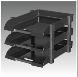 Omega Executive File Tray For Office Supplies Stationary Filling Storage 1758-3