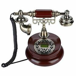 Retro Vintage Telephone Corded Telephones Landline Old Fashioned- High-end