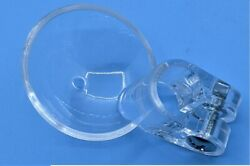 Clear Glide Spoon Foot For Gammill Long Arm Quilting