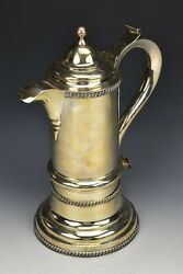 American Coin Silver Covered Tankard Merriman And Bradley Ct 41 .5 Troy Ounces