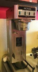 FETCO TBS 21A Brewer coffee maker iced ice tea dispenser machine extractor