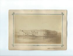 Civil War Confederate Haas And Peale Photograph Picture Fort Sumter South Carolina