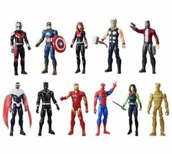 Marvel Titan Hero Series Mega Collection 11-pack-12-inch Action Figures