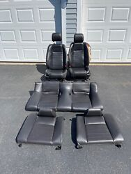 Ford Mustang Gt Seats 2014 Set Of 4
