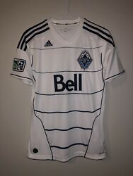 Adidas Youth Vancouver Whitecaps 2012 Home Soccer Jersey P10024 Youth Large