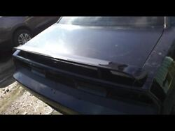 Trunk/hatch/tailgate Sxt With Spoiler Fits 08-14 Challenger 17072053