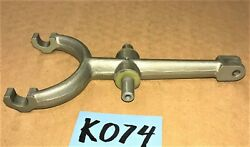 Used Oem ... And03956 - And03967 Austin Healey Bn4 - Bj8 Clutch Release Fork And Shaft K074