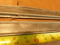 Dodge Brothers Sill Trim 1927 1929 1930 Touring Vintage 1916 1918 1922 1926