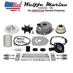Complete Maintenance Kit Mercury 4 Stroke 2.1l 75 90 115 Hp 2012 And Up Glm 29610