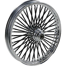 Drag Specialties Front Wheel Single Disc 21 X 2.15 For 08-10 Fxst 0203-0394
