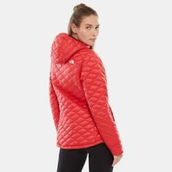 The Thermoball Eco Hoodie Jacket Size M 220 Tnf Red