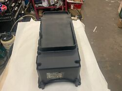 Mercruiser Oil Pan 8.1 Ho 881653001 Aluminum Used / Good Condition / Sold As Pic
