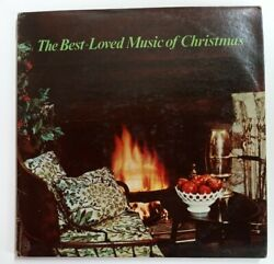 The Best-loved Music Of Christmas A Columbia Musical Treasury Vinyl Lp Record