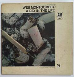 Wes Montgomery - A Day In The Life Vinyl Lp Record