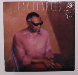 1986 Ray Charles From The Pages Of My Mind Vinyl Lp Columbia Records Rare Vtg