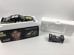 2 Very Rare Collectible Nascar Dogecoin Die Cast Cars Josh Wise