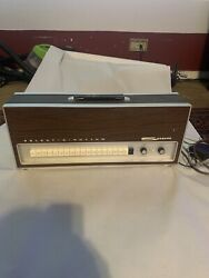 Rare Vintage 1960and039s Seeburg Select-a-rhythm Drum Machine Not Tested Drums Wow