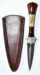 Baby Stag Damascus Athame 7 Wholesale Wiccan Witchcraft Supply Store