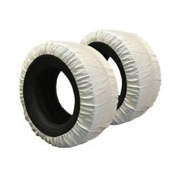 Isse Classic Textile Tire Chains Socks Snow Covered Roads 275/80r22.5
