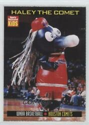 2000 Sports Illustrated For Kids Series 2 Mascots Haley The Comet 897