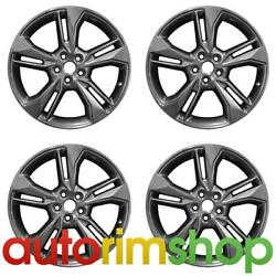 New 19 Replacement Wheels Rims For Ford Fusion 2017-2019 Set Hyper