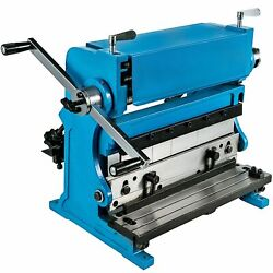 Manual Processed Sheet Shears And Slip Roll Machine Stainless Steel Material New