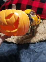 Light-up Pumpkin Launcher With Sound And Projects Image - Fortnite Tested And Works