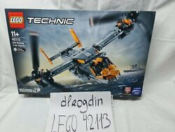 Us Seller. Rare Lego 42113 Osprey V-22. Brand New And Sealed. Ready To Ship