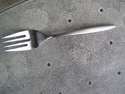 Grand Prix Bohemian Forged Stainless Meat Fork Mid Century Modern Japan Made
