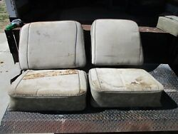 1953-56 Hawk Studebaker President Front And Rear Seat Frame Bus Shipping Available