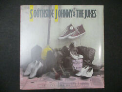 Vintage Southside Johnny And The Jukes At Least We Got Shoes Vinyl Lp Sealed