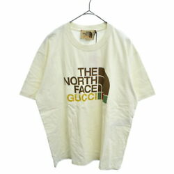 Pre-owned T-shirt 616036 Xjdcl The White Cotton Size M F/s