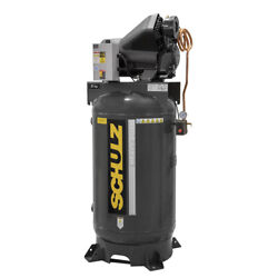 Schulz Direct Drive Audaz 5hp 80-gallon Two-stage Air Compressor 230v 1-phase