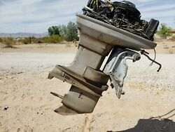 Parting Out 1986 Johnson Evinrude 50 Hp Short Shaft