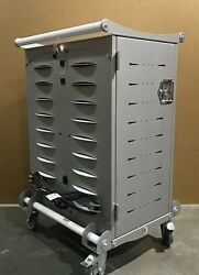 Ergotron Lt20 Laptop Charging Cart With Anthro-dna Taa Ltsc20wh/sm Nob